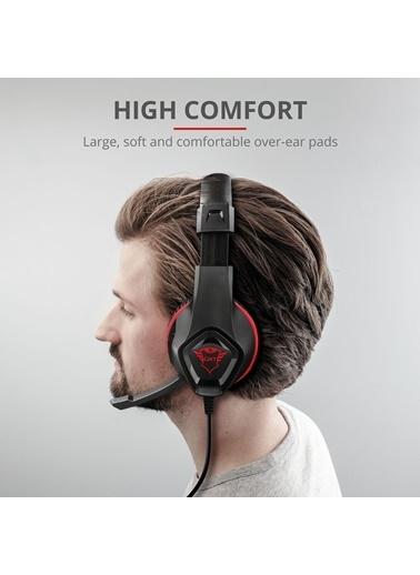 Trust Trust Gxt 404R Rana Switch Oyuncu Kulak Üstü Kulaklığı Renkli